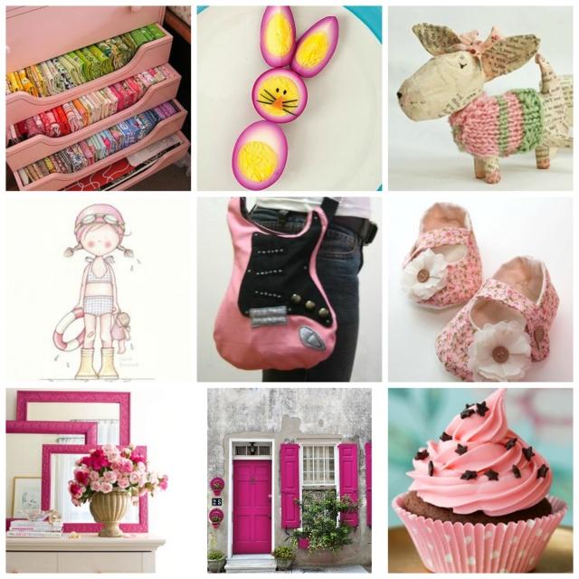 collage rosa 3