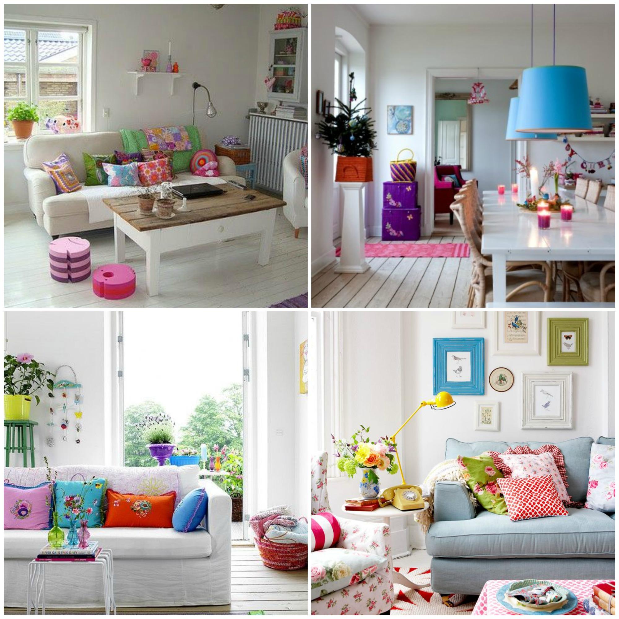 Idee per rinnovare gli interni mostracci di elena terenzi - Idee per dipingere casa ...